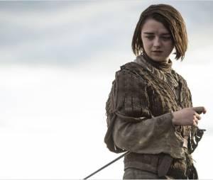 "Arya dans la saison 5 de ""Game of Thrones"""