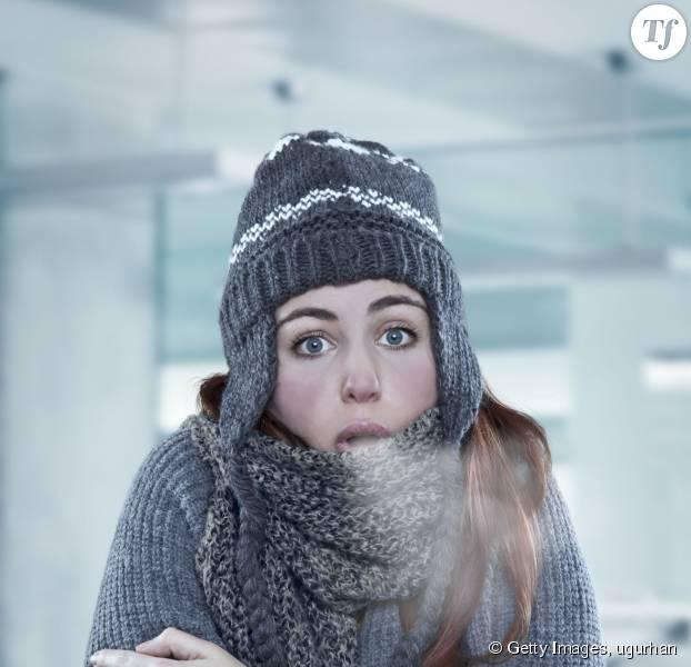 11 signes qu 39 il fait vraiment trop froid au bureau. Black Bedroom Furniture Sets. Home Design Ideas