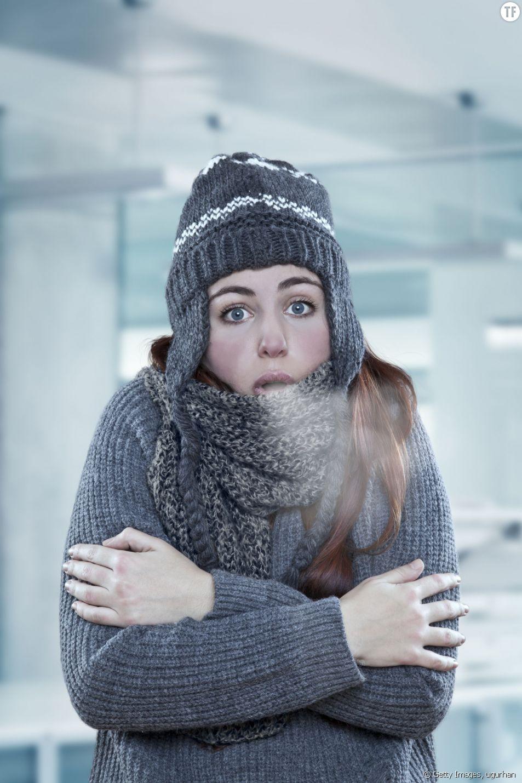 11 signes qu'il fait vraiment trop froid au bureau