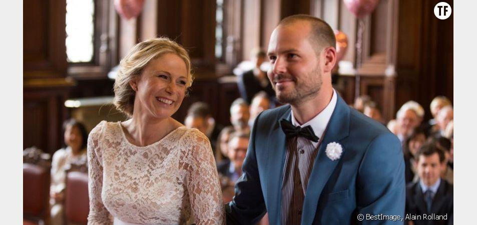 Mariage de Julie Taton et Harold Van Der Straten-Ponthoz