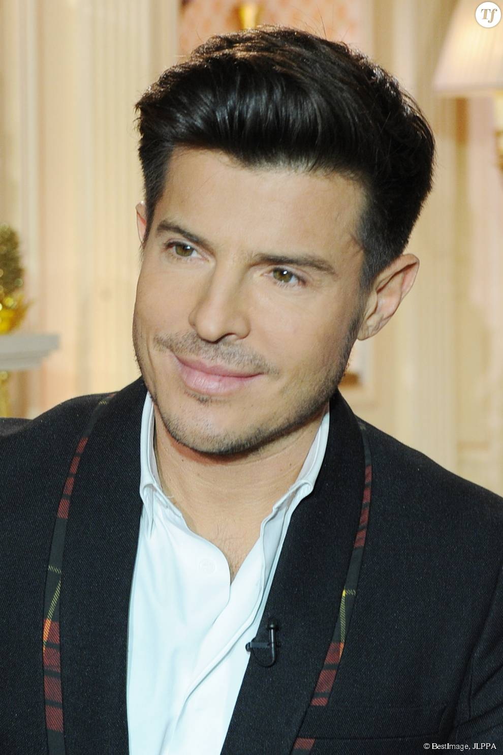 Le chanteur Vincent Niclo