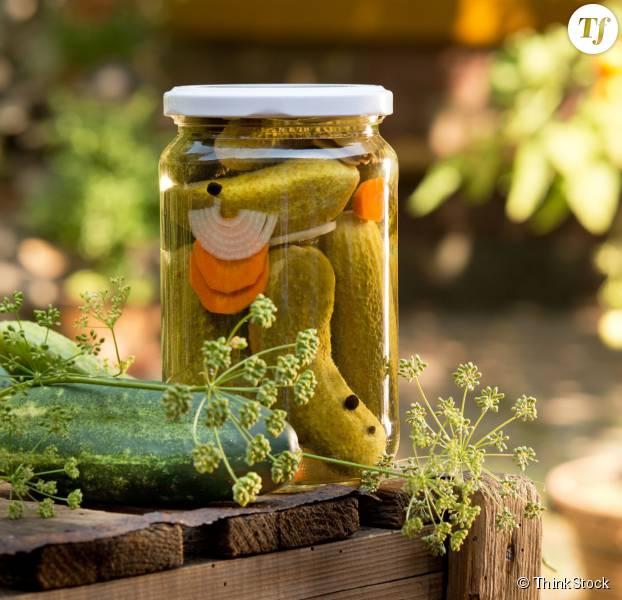 """Les cornichons, """"pickles"""" par excellence"""