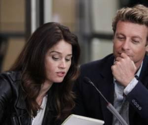 Le couple Lisbon et Jane dans Mentalist Saison 7