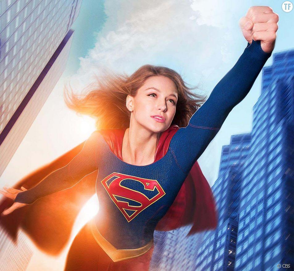 Supergirl, la nouvelle série de CBS pour la rentrée 2015