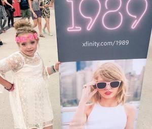 Kayla Kosmalski est super fan de Taylor Swift, pour elle sa différence n'est pas un obstacle à son rêve de devenir star.