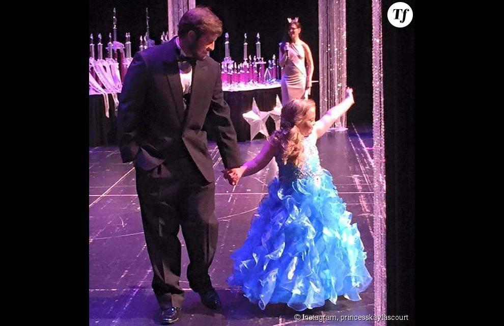 """Kayla Kosmalski s'est déjà classée troisième d'un concours de beauté baptisé """" Miss You Can Do It""""."""