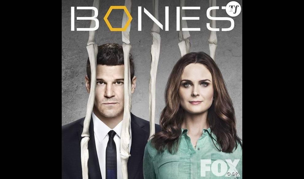 Bones et Booth, un couple de choc