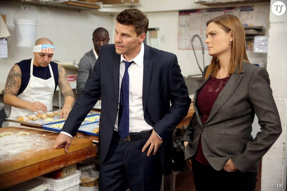 Bones et Booth sur M6 pour les épisodes de la saison 10