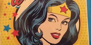 """Une lunch-box Wonder Woman """"trop violente"""" pour les enfants ?"""