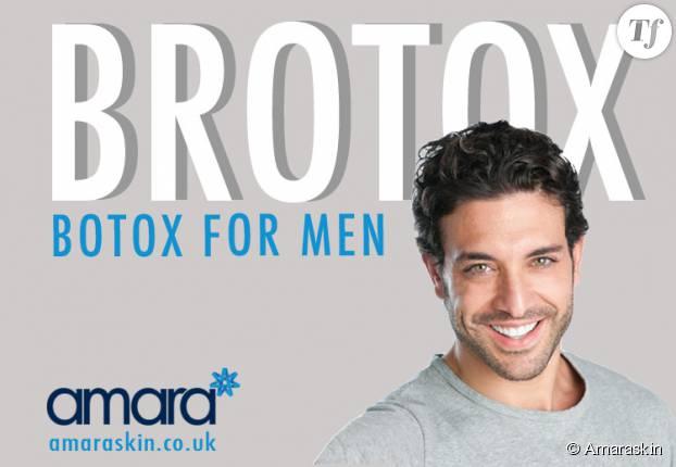 """De plus en plus d'hommes cèdent à la tentation du """"brotox""""."""