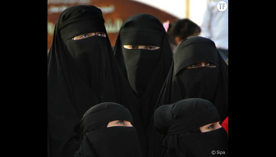 Femmes, Arabie Saoudite.