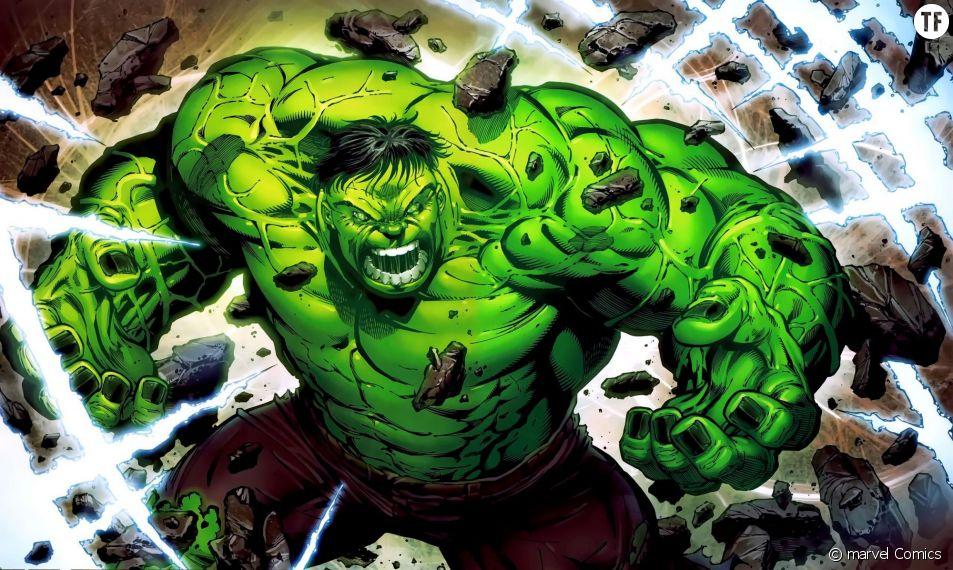 La bande-dessinée de Marvel, Hulk
