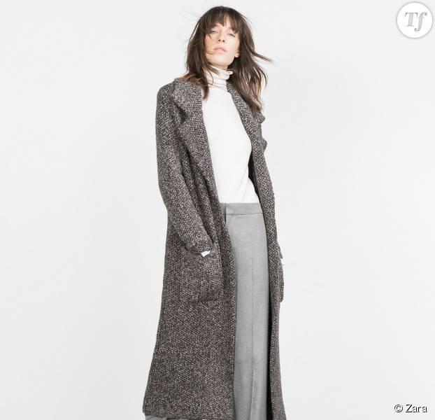 Automne-hiver 2015   15 manteaux trendy et pas tristes pour ... 11c6de7564ce