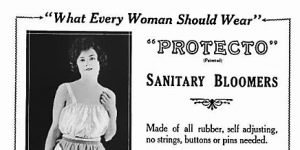10 pubs vintage pour les tampons et les serviettes qu'on ne regrette pas