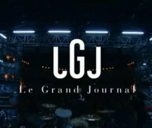 Nouveau logo du Grand Journal