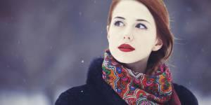 10 façons originales de porter un foulard