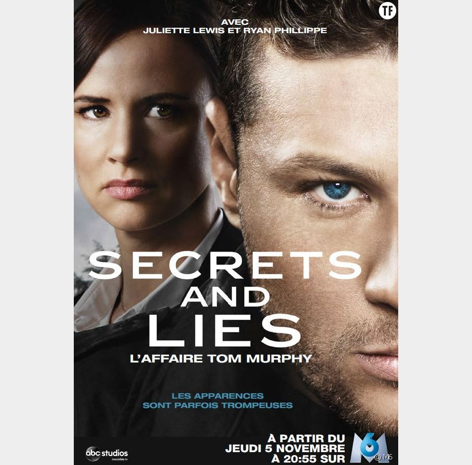 Secrets and lies saison 1