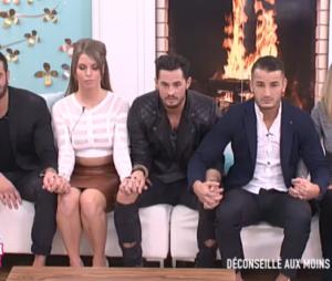 Secret Story 2015 : élimination de Mélanie, les quatre Marseillais en finale (replay 6 novembre)