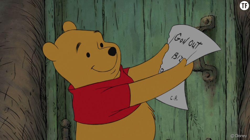 Winnie l'ourson était en fait une oursonne