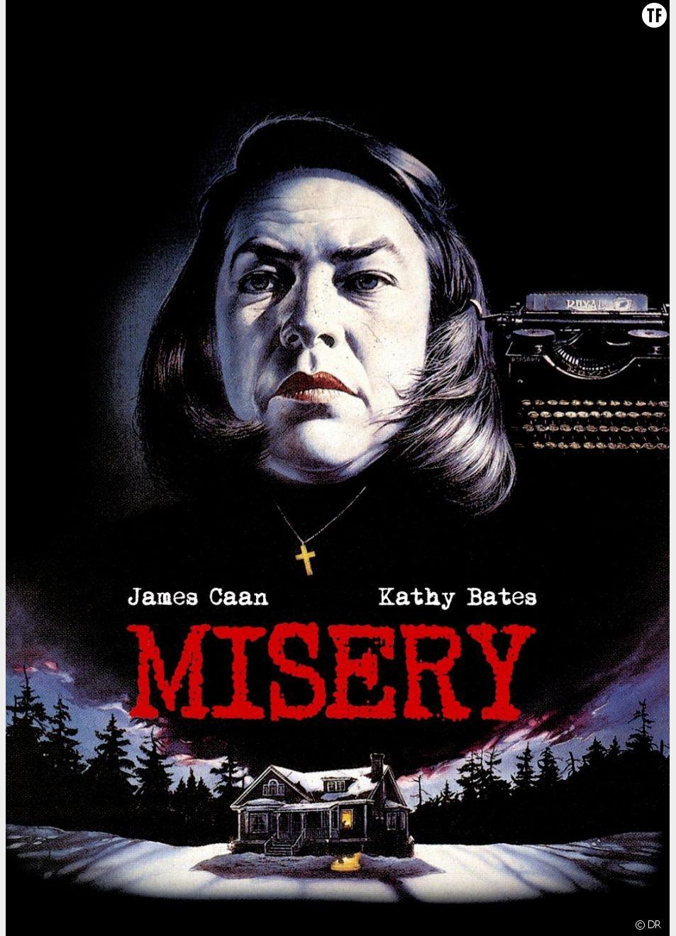 Misery Un Film Adapte D Un Livre De Stephen King Terrafemina