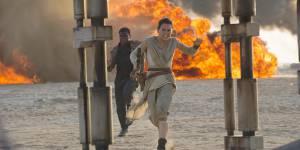 Star Wars 7 : de nouvelles images inédites (vidéo)