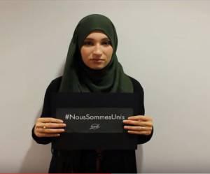 """""""Nous sommes unis"""" : la vidéo émouvante des étudiants musulmans après les attentats"""