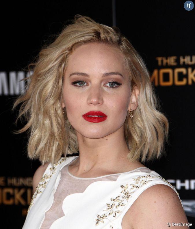 R 233 Cemment Pass 233 E Au Blond Platine Jennifer Lawrence