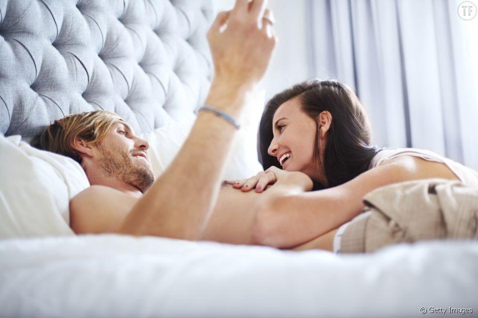 Selon une étude, faire l'amour une fois par semaine serait suffisant