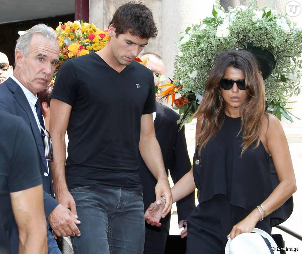 Karine Ferri et son compagnon le footballeur Yoann Gourcuff