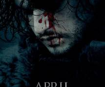 Game of Thrones saison 6 : une magnifique affiche teaser avec... Jon Snow et la date de diffusion