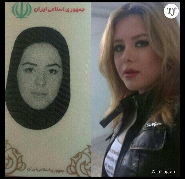 Les Jeunes Iraniens Devoilent Leur Vrai Visage Sur Instagram