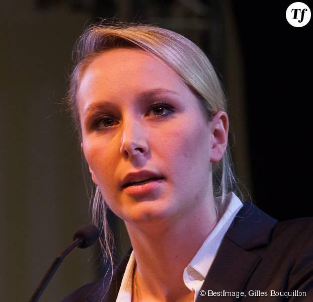 Marion Maréchal-Le Pen : la candidate FN supprimera les aides aux plannings familiaux si elle est élue