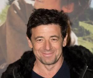"""Patrick Bruel lors de la première du film """"Belle et Sébastien : l'aventure continue"""" au Gaumont Opéra-Capucines à Paris, le 29 novembre 2015."""