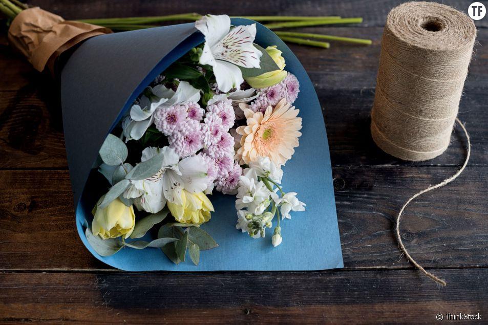 Ca va vous donner envie de recevoir des fleurs plus souvent