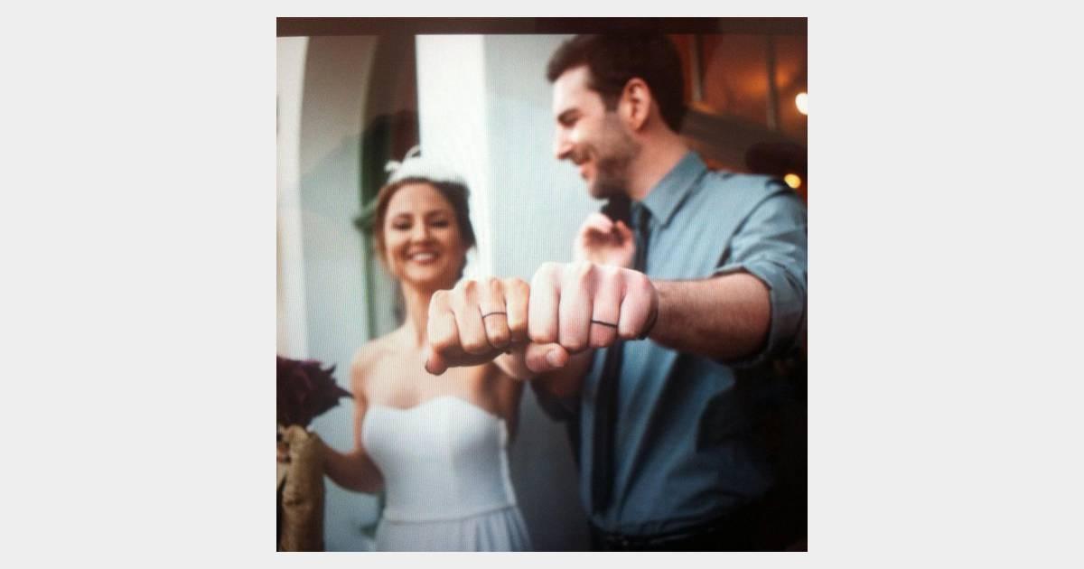 Mariage La Tendance Des Tatouages Alliances En 25 Modeles Styles