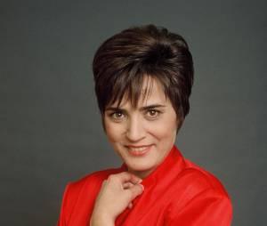 La chanteuse Linda de Suza
