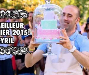 """Le Meilleur pâtissier : pour Cyril, les compliments de Philippe Conticini resteront """"gravés à vie"""""""