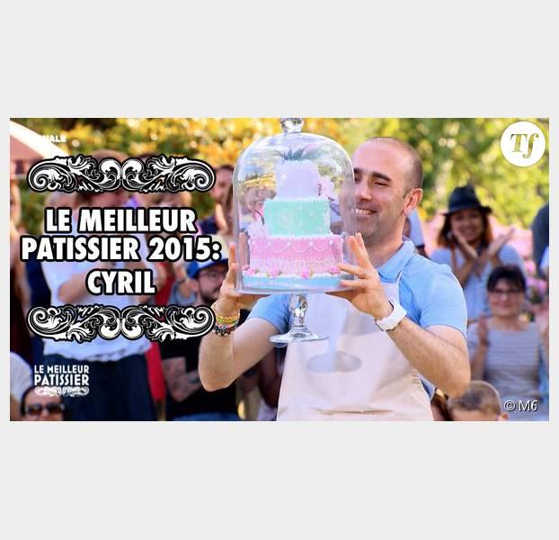 Le meilleur p tissier pour cyril les compliments de philippe conticini resteront grav s vie - Le meilleur patissier 2015 ...