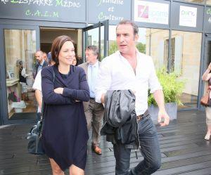 Jean Dujardin et Nathalie Péchalat : ils sont parents d'une petite fille prénommée Jeanne