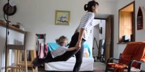 Ces mamans révèlent leurs exercices de gym à faire avec leur bébé