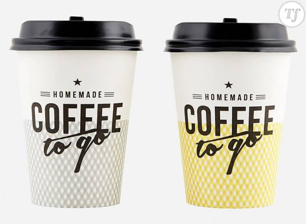 Gobelets Coffee to go
