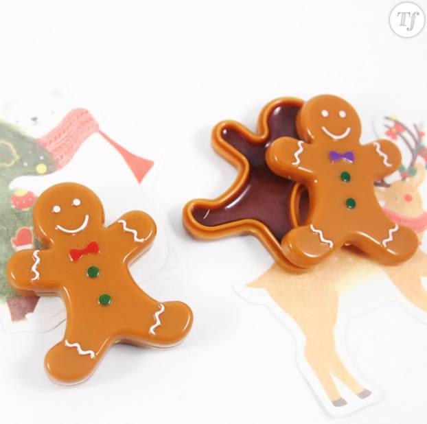 Gloss Gingerbread man