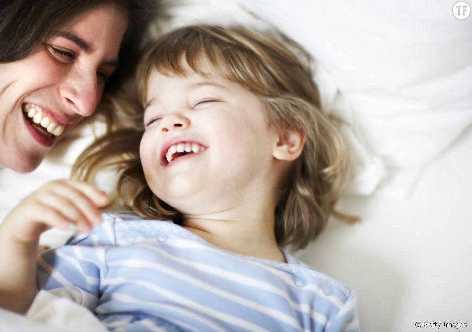 Comment faire rire son enfant ?