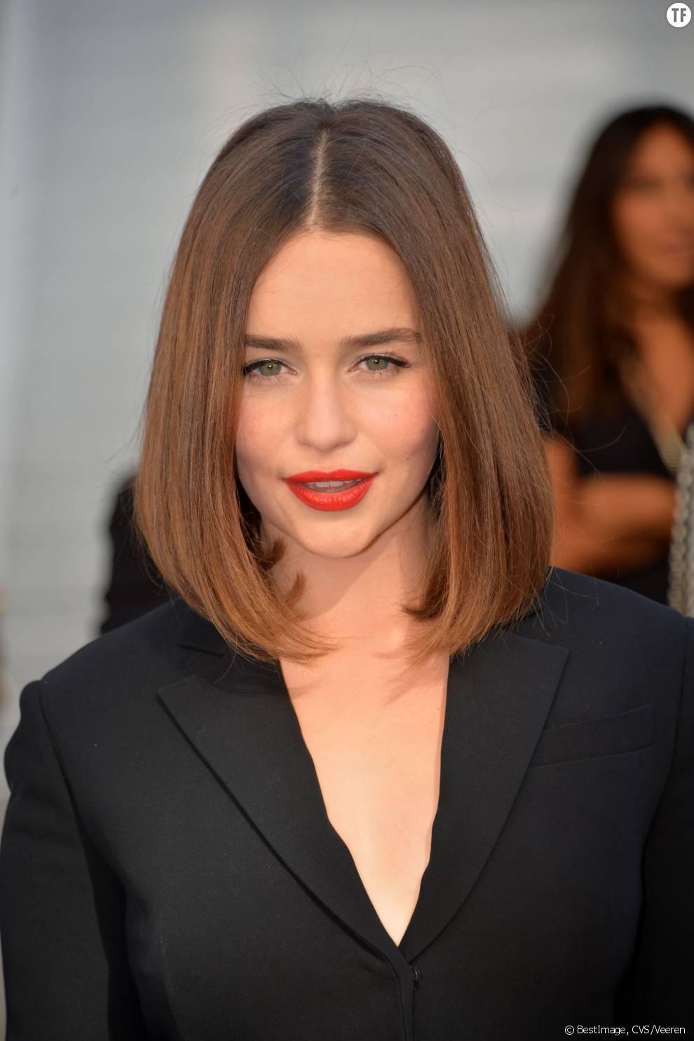 L Actrice De Got Emilia Clarke Et Son Sublime Carr 233