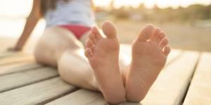 Se masser les pieds tous les soirs peut avoir des effets très étonnants
