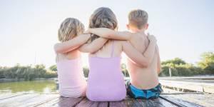 Avoir des frères et soeurs est un tremplin dans la vie