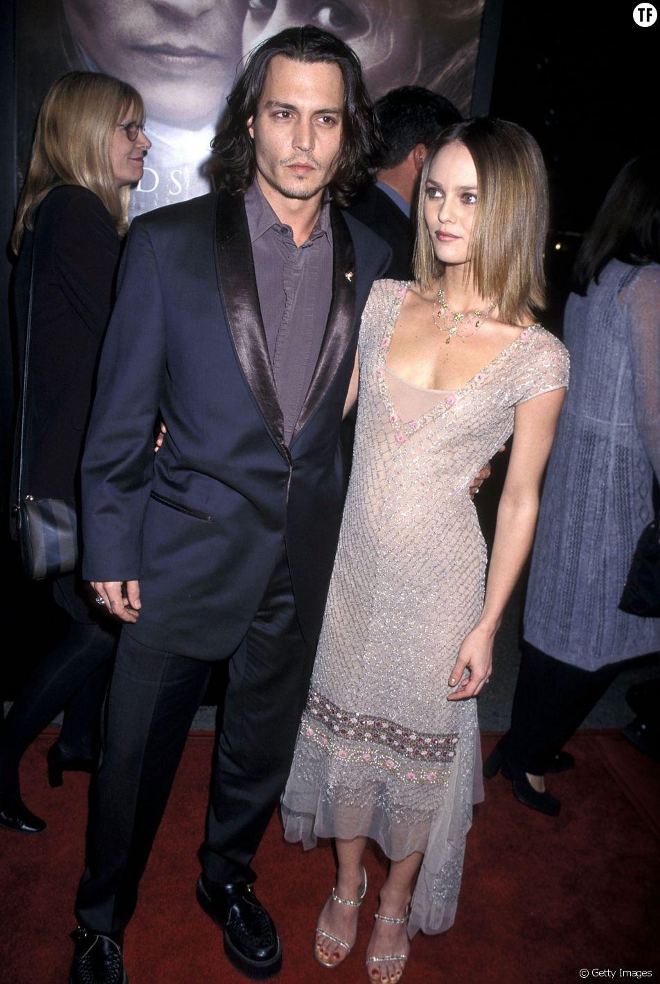 Vanessa Paradis et Johnny Depp étaient des parents comme les autres et ils n'hésitait pas à embarrasser leur fille, Lily-Rose Depp.
