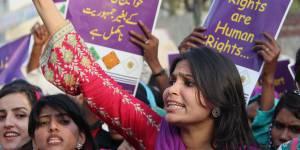 Crimes d'honneur au Pakistan : une femme tuée chaque jour