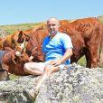 Guillaume, 41 ans, 3 enfants, éleveur de vaches allaitantes en Languedoc-Roussillon – Midi-Pyrénées