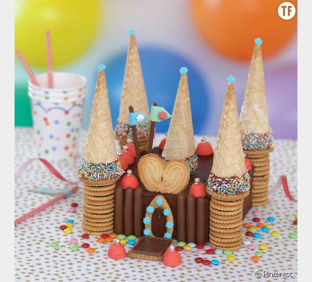Et un joli gâteau pour couronner le tout